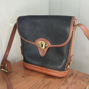 Dooney & Bourke Vintage Cavalry Spectator Bag